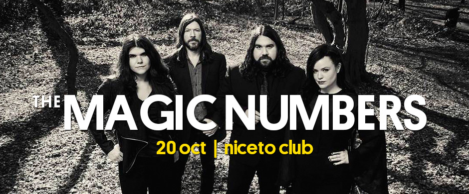 The Magic Numbers (UK)