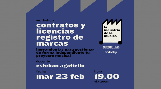 Workshop Contratos y Licencias. Registro de Marcas