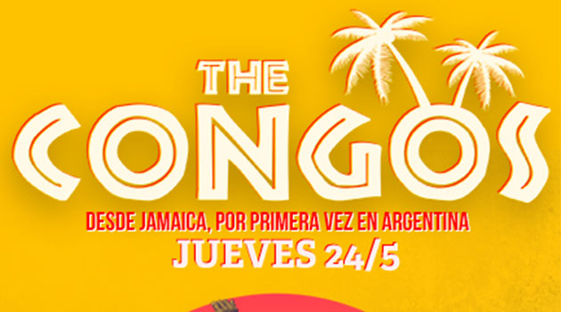 The Congos (JA)