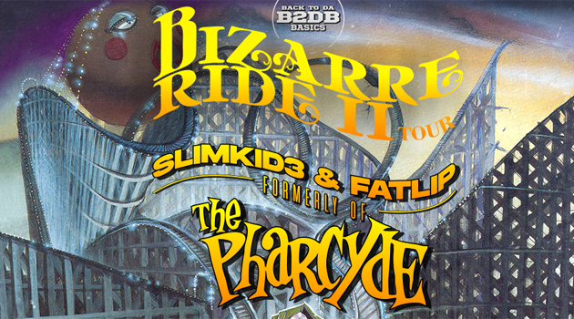 The Pharcyde + Militantes del Climax