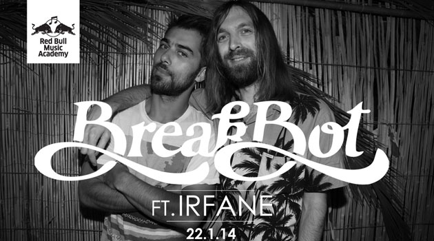 Breakbot (DJ set) feat. Irfane (FR)