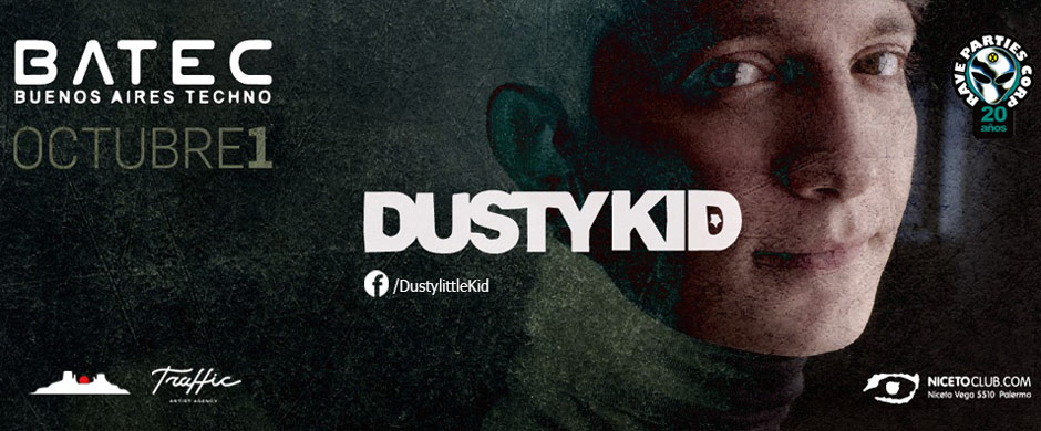 BATec pres. Dusty Kid (IT)