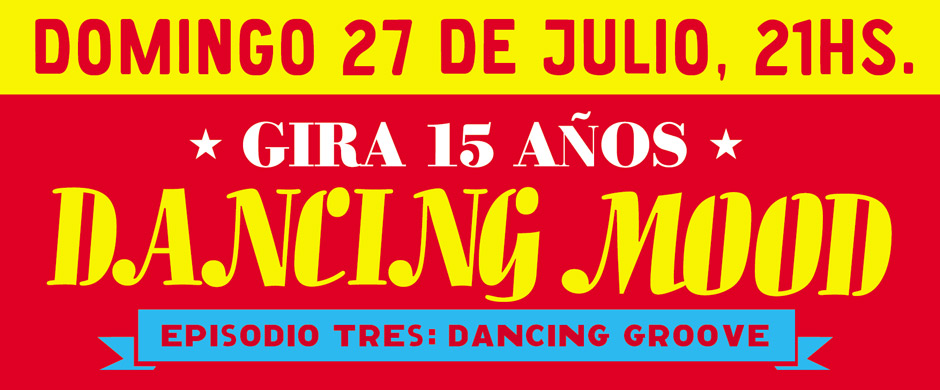Dancing Mood 15 Años - Episodio 3: Dancing Groove