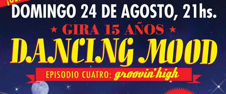 Dancing Mood 15 Años - Episodio 4: Groovin' High