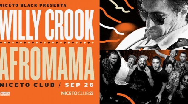 Willy Crook + Afromama