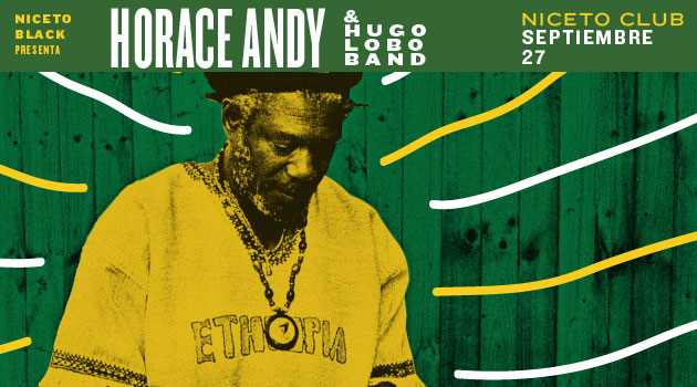 Niceto Black pres Horace Andy (JA)