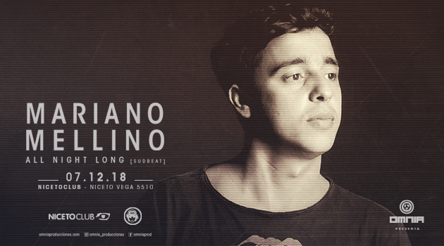 Omnia pres Mariano Mellino all night long