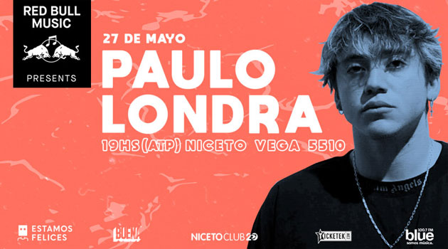 Red Bull Music pres. Paulo Londra