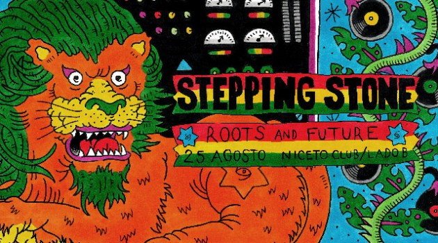 Stepping Stone S.S.- Roots&Future Vol4 (Lado B)