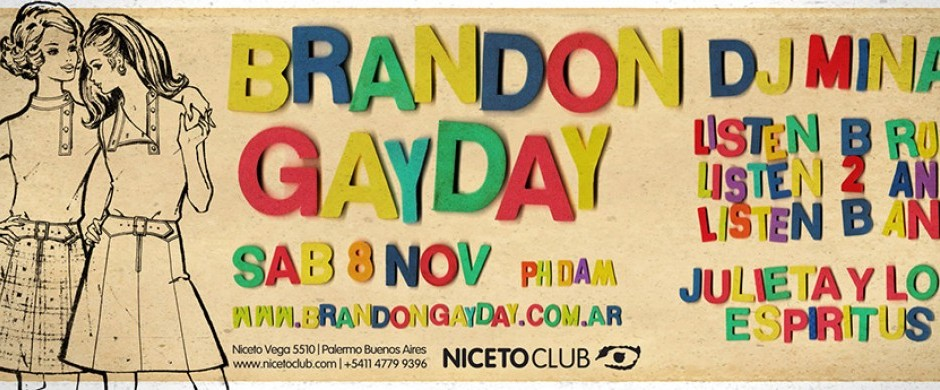 Brandon Gay Day