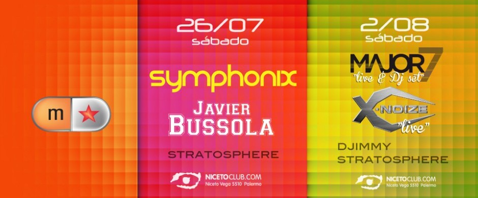 Magic pres. Symphonix & Javier Bussola