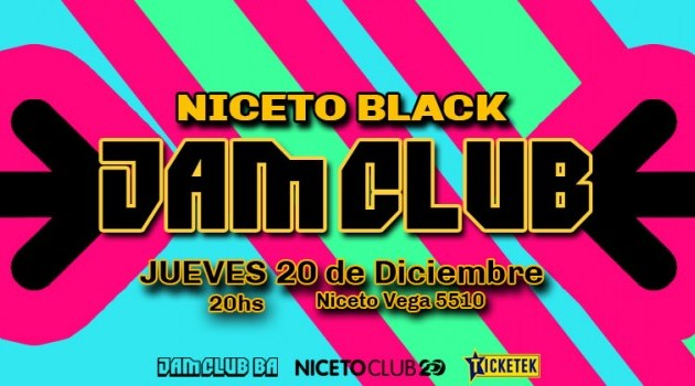 NICETO BLACK JAM CLUB