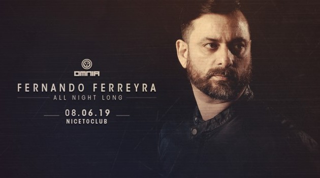 Omnia pres: Fernando Ferreyra ALL NIGHT LONG