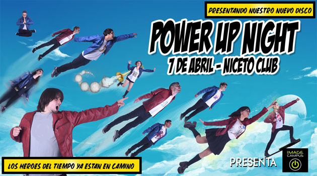Power Up Night - Música de Videojuegos en Vivo